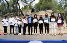 El Ayuntamiento de Roda de Berà presenta a los ganadores del 8.º concurso literario Roca Plana