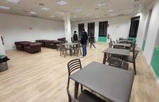 Només un terç dels sensesostre del Recinte Firal dormen a l'hostal Ram Room de Tarragona