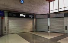 L'estació de trens de Reus es queda sense servei de cafeteria en cap de setmana