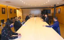 Consenso entre Ayuntamiento y sector económico para la renovación de Salou
