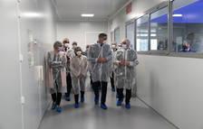 La vacuna catalana contra la covid-19 serà de dos dosis i apta per a modificar-se enfront les variants