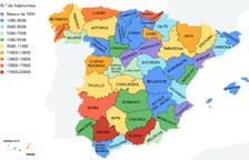 Miravet, el pueblo más popular de la provincia de Tarragona según Condé Nast Traveler