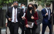 El Govern reclama l'arxivament de la causa contra alts càrrecs de la Generalitat per l'1-O
