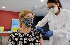 Salut ja ha administrat les primeres vacunes monodosi de Janssen