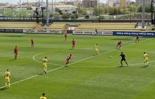 Marca Millán i el Nàstic guanya 1-2 a Villarreal