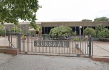 Valls converteix la Sala Kursaal en un punt de vacunació