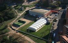 El Patronat Municipal d'Esports adjudica la renovación del tejado del polideportivo de Sant Pere i Sant Pau