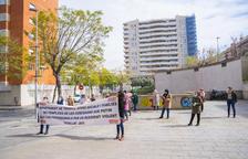 Traslladen el resident conflictiu de l'STS Sant Salvador a Vic