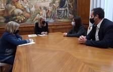 La empresa Aosom prevé abrir el próximo mes de mayo el centro logístico en Valls
