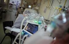 La pressió hospitalària a Tarragona creix en una jornada amb una nova defunció per covid