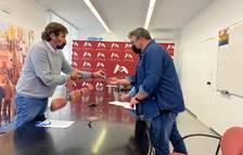 Jordi Alemany pren possessió com a nou regidor a Mont-roig