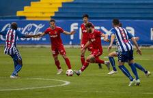 L'Alcoyano també afronta com una final el seu partit contra el Gimnàstic