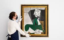 Un retrat de Picasso surt a subhasta a Nova York per primera vegada en 35 anys