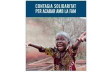 Manos Unidas convoca en el Alt Camp una cena solidaria virtual para recaudar dinero para Uganda