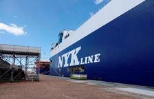 Confirmen variant índia de la covid en 3 dels 5 tripulants d'un vaixell atracat a Vigo