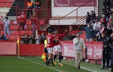 Oliva deixa el 'play-off' a un sospir (1-0)