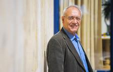 El psicoterapeuta José Aznar aquest dilluns a la ciutat de Tarragona.