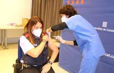 Catalunya vacunarà a partir d'avui amb Moderna a la Guàrdia Civil i la Policia Nacional