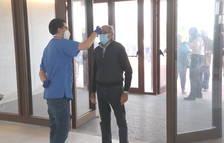 Salut posarà aquesta setmana 9.400 vacunes al Palau d'Esports de Tarragona