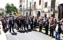 Concentraciones en el territorio por la muerte de dos jóvenes en l'Espluga de Francolí