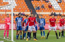 Gerard Oliva es reconcilia amb el gol