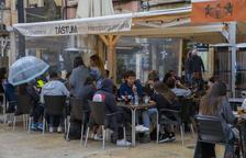 Bars i restaurants podran obrir fins a la una a partir del divendres a Catalunya