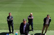 Andreu: «L'objectiu de la temporada vinent serà quedar primers»