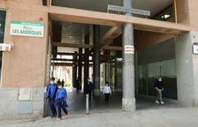 Los vecinos de Les Amèriques de Sant Pere i Sant Pau reclaman cerrar el pasaje inferior