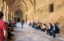 Los guías de Tarragona reivindican un mejor mantenimiento del Conjunto Arqueológico de la ciudad