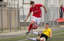 El grana Eric De las Heras, convocat amb Andorra sub-21