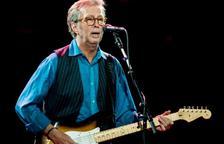 Eric Clapton i AstraZeneca: «Pensava que mai més tornaria a tocar»