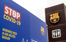 El Camp Nou serà un nou punt de vacunació a partir del 27 de maig