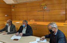 L'Ajuntament de l'Arboç signa un conveni que té per finalitat promoure l'acompanyament a les persones grans