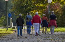 No tot és dolent: la pandèmia ha fet augmentar un 20% l'hàbit de caminar