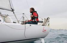 «Navegando en solitario duermes en franjas de quince minutos porque el barco no para»