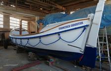El nuevo Bot Salvavides de Calafell sale al mar