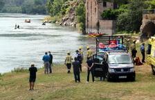 Encuentran el cadáver del chico de quince años desaparecido en el río Ebre, en Miravet