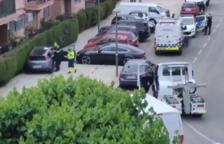 Roba un cotxe al barri de Riu Clar de Tarragona i circula per una vorera esquivant vianants