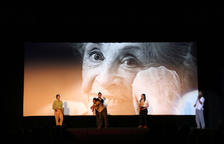 Emotivo y sentido homenaje a Montserrat Carulla en el acto inaugural del FIC-CAT