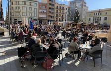 Catalunya aixeca les restriccions en les reunions socials a partir d'avui