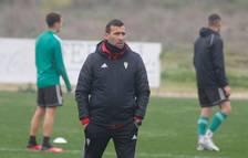 Raúl Agné renovarà automàticament si el Nàstic ascendeix a Segona Divisió A