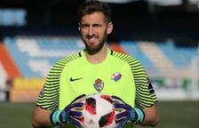 Manu García reforça la porteria del Nàstic