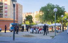 Macrooperatiu policial de seguretat ciutadana al barri de Campclar de Tarragona