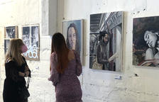 El arte emergente joven se hace ver