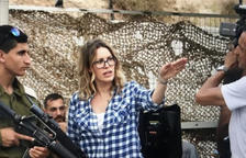 Mujeres palestinas detrás de la cámara