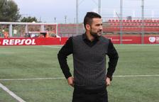 Dani Vidal, segon entrenador de Raúl Agné al Nàstic i Felip Ortiz, a la Pobla