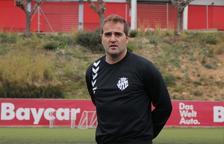 Felip Ortiz torna al filial del FC Barcelona