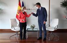 Brussel·les obre l'aixeta dels fons europeus per a Espanya, que rebrà 69.500 milions