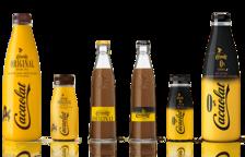 Imagen de los diferentes productos que comercializa el grupo Cacaolat.
