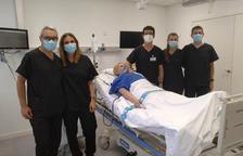 La nueva unidad de simulación clínica servirá para la formación de los profesionales.